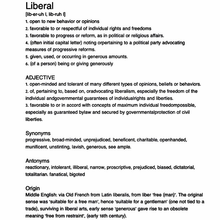 "LIBERAL DEFINITION depending on the politician or issue I have a history that includes having voted both Democrat & Republican. Now that myself & countless others have been voicing opinions RE against the new administration I have increasingly noticed the term ""LIBERAL"" frequently being thrown around by opposition somehow as if it were an insult... Lol ok, well maybe they don't know what the definitions of ""LIBERAL"" are, b/c it's totally a compliment : ) #truth #liberal #resistance…"