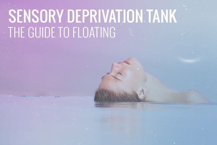 Sensory Deprivation Tank - The Guide to Floating