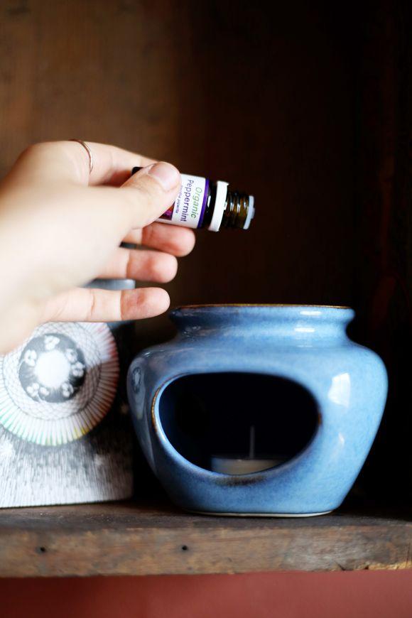 Aromatherapy Headache Cure
