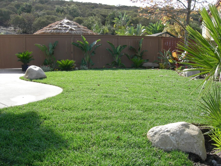 Front Yard Landscaping Without Grass