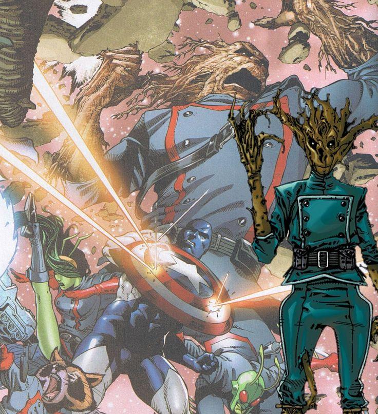 Groot - Marvel Universe Wiki: The definitive online source for Marvel super hero bios.