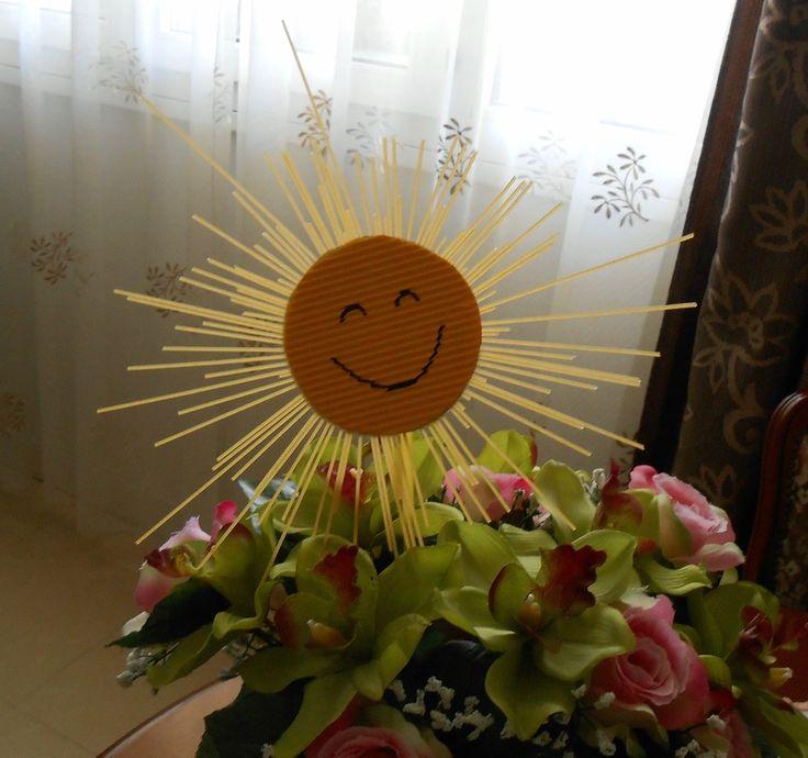 Soleil en spaghettis