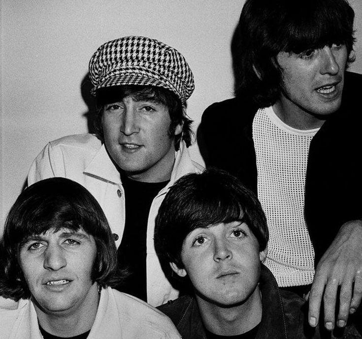 The Beatles, Madrid 1965 photo by Joana Biarnés