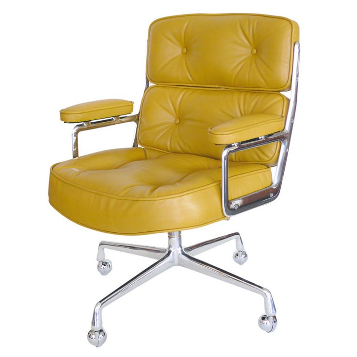 Orange   Charles And Ray Eames   Eames Time Life Chair