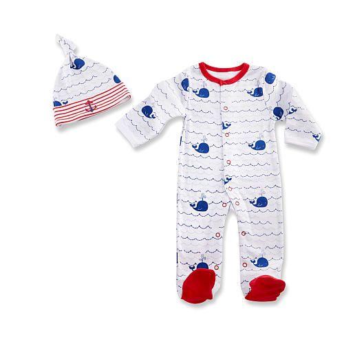 "Baby Aspen Boys Nautical PJ's Gift Set - Baby Aspen - Babies ""R"" Us"