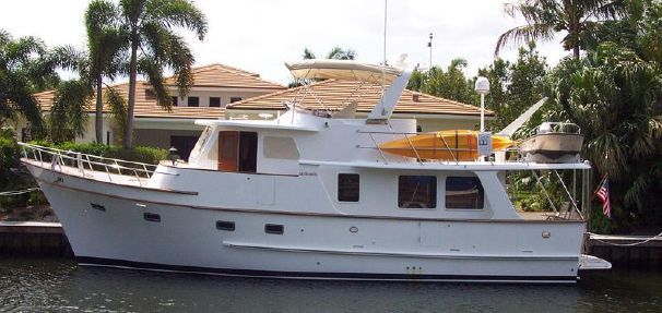 2007 Defever Pilothouse Power Boat For Sale - www.yachtworld.com