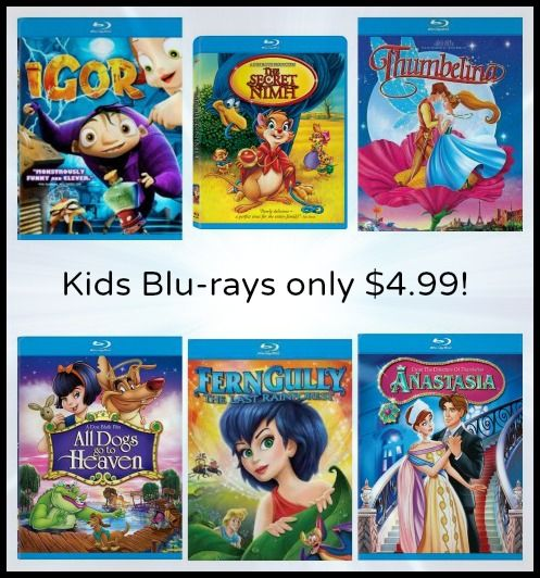 Great Kids Movies