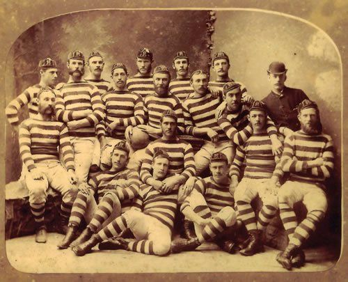 """Old Pics Archive on Twitter: """"Auckland rugby team (1883) https://t.co/WpHpbcXJ8C https://t.co/Uvk714ojPY"""""""