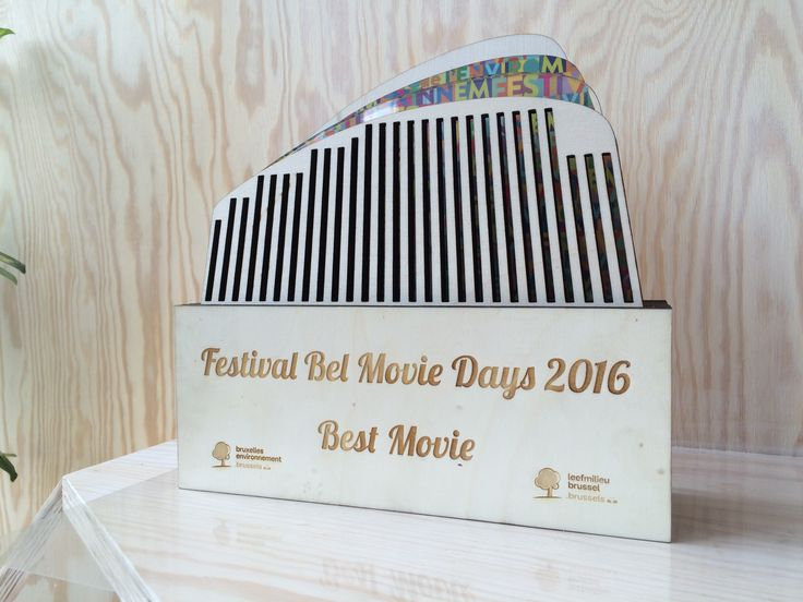 #trophy #trophee #prix #prize #recompense #lasercut #lasercutting #piece #award #awards #design #style #finishing #finition #wood #woodwork #woodworking #engraving #gravure #bois