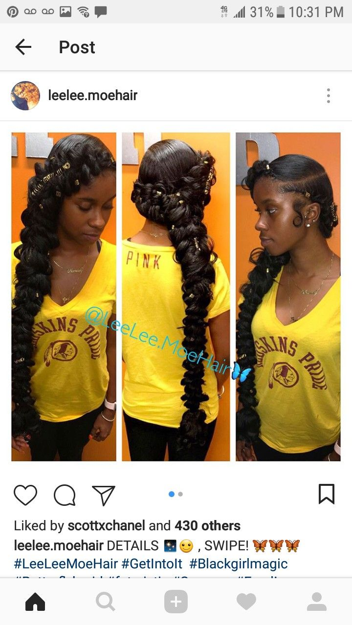 Butterfly Braid Ig Leelee Moehair Natural Hair Styles