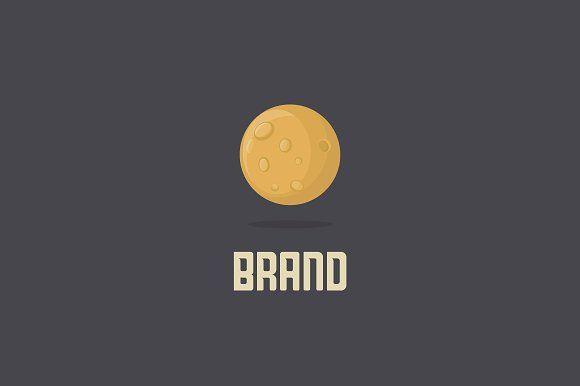 Planet Logo By Logofarm On Creativemarket Logo Logodesign