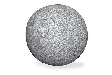 Natursten Granit klot