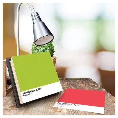 Desktop Calendar TF Publishing Multi-colored