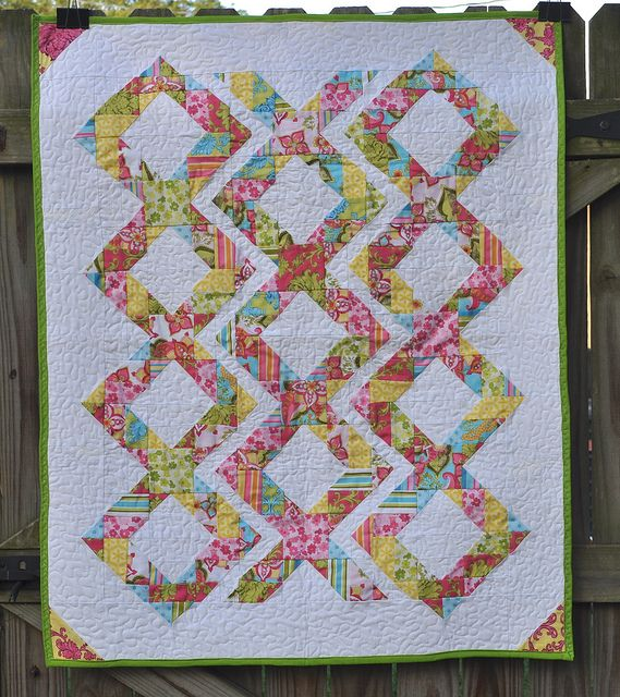 Gypsy Dance Baby Quilt | Flickr - Photo Sharing!