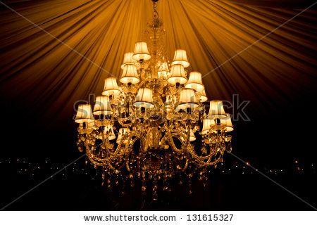 Old chandelier by Kasper Nymann, via Shutterstock