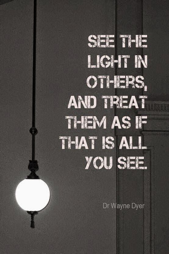 See the light in others, and treat them as if that is all you see.  (And when they screw up, be real -- but keep coming back -- and keep that light in your eyes.  It will draw them toward their best selves.)