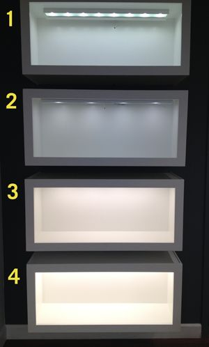 under cabinet lighting led vs xenon which is better cabinet lighting guide sebring