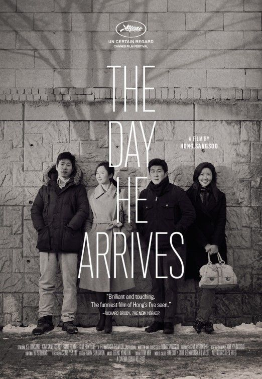 """""""The Day He Arrives"""" - 03 __ Design: Simplissimus __ #inspiration #creativity #concept #art #art_direction #grid #layout #design #layout_design #graphic #graphic_layout #graphic_design #poster #poster_layout #poster_design #film #film_poster #movie #movie_poster #typography #photography #impawards"""