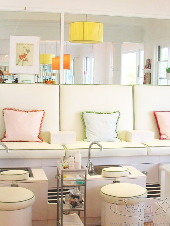 Treat Yourself To A Girly Girl Parlor Style Pedicure Every