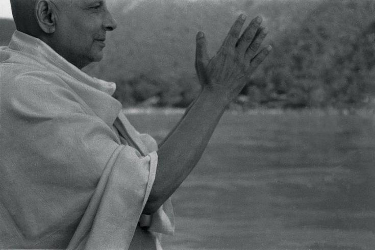 Szvámí Sivánanda - a szeretet jógája