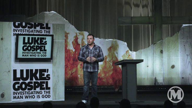 Евангелие от Луки: расследование деятельности человека, который является Богом, часть 68 – Рай и ад, Марк Дрисколл. www.inlumine.org