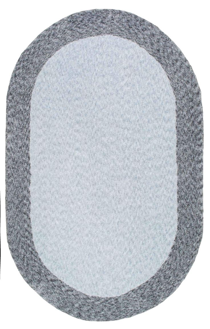 Best Nuloom Hand Tufted Solid Border Lovetta Sh*G Bhgh01A Area 400 x 300