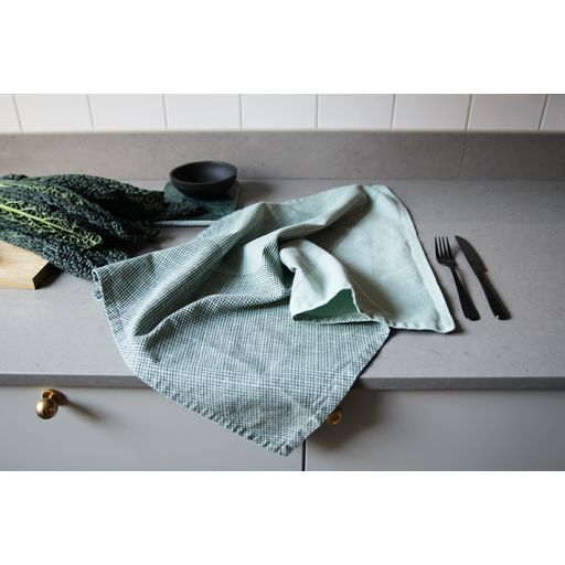 Tea towel in organic cotton - By May - Nordic Design Collective - Tent  London 22-25 September