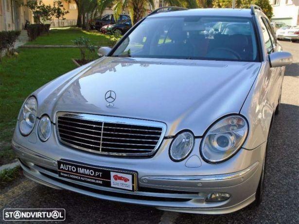Mercedes-Benz E 220 CDI Avantgarde preços usados