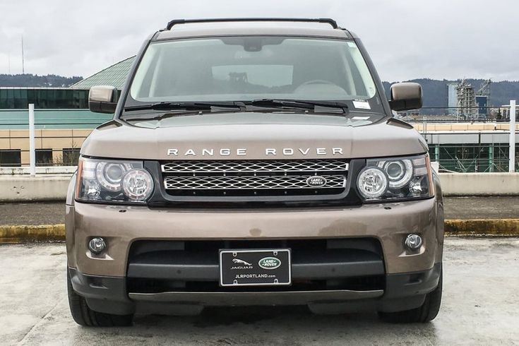 Used 2012 Land Rover Range Rover Sport HSE in Portland OR 97232 - 473261229