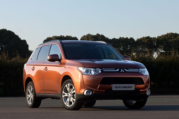 The New Mitsubishi Outlander PHEV to Return 151mpg
