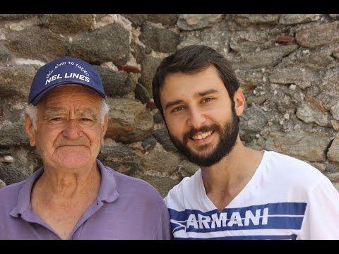 Yunan Amca Türk-Yunan Mübadelesini Anlatıyor! Ελληνας εξηγει την ανταλλαγη των πληθυσμων - YouTube