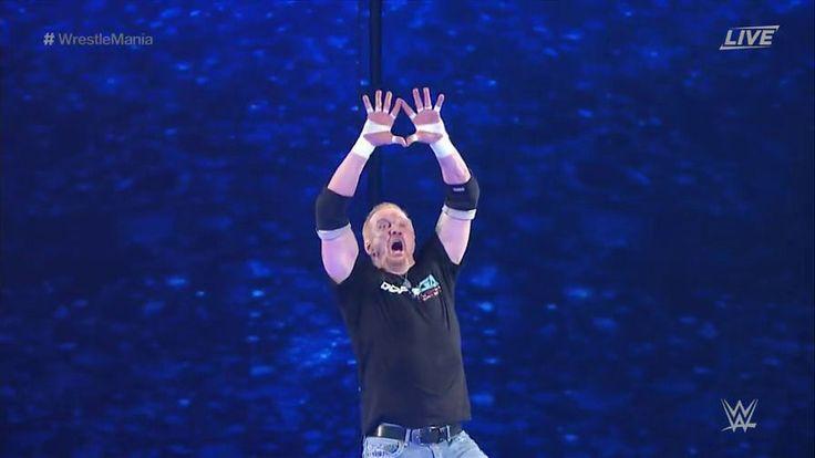 Diamond Dallas Page #WWE #WrestleMania