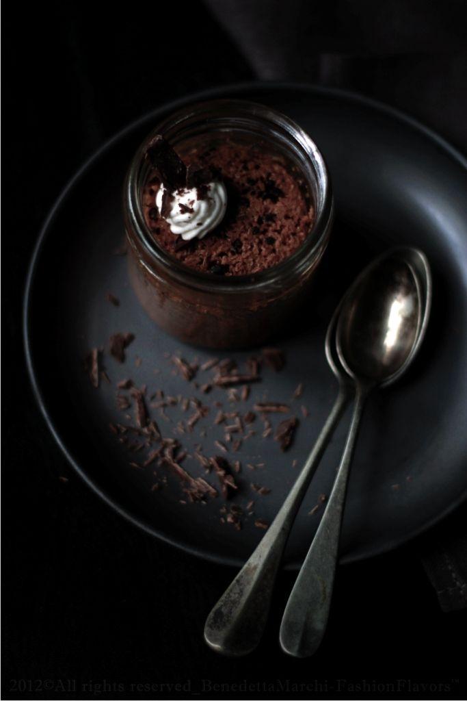 Petit pot al latte, cocco e cioccolato per affogare le sventure!
