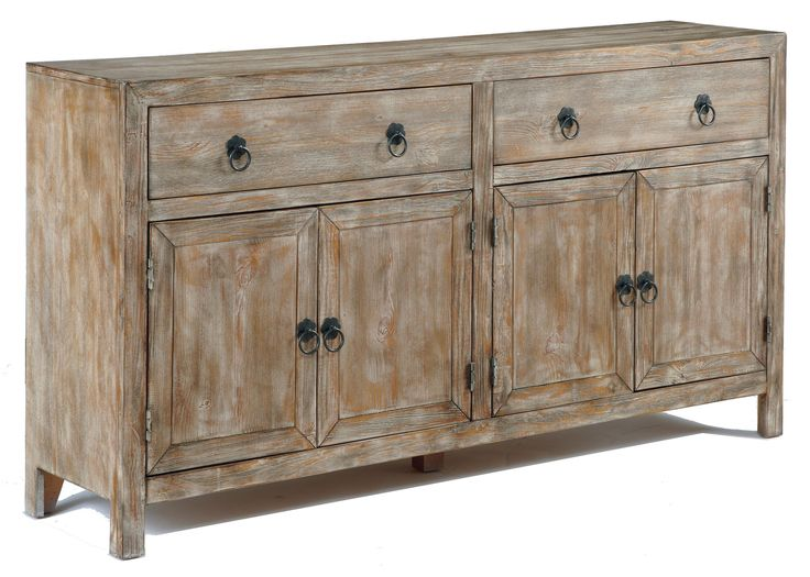 Accent Cabinet Vennilux (by Signature Design By Ashley) Vennilux Rustic Accent  Cabinet In Distressed