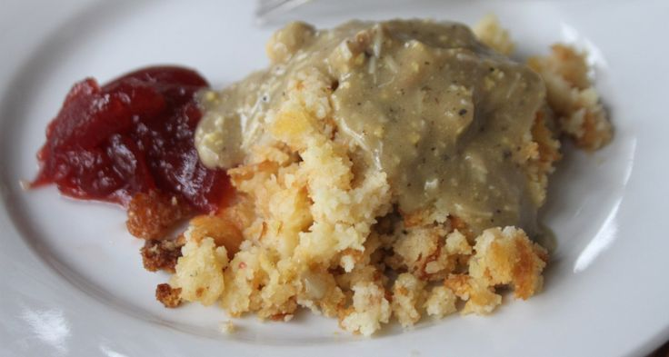 Smooth giblet gravy makes everything better, from the turkey to the cornbread dressing to the mashed potatoes. This is a recipe that was passed down from my wonderful Southern mother.