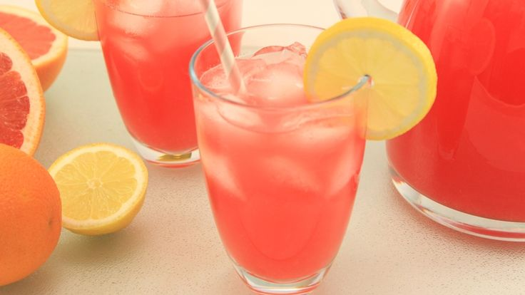 Pink Lemonade - herb-fruchtige Citrus-Himbeer Limo