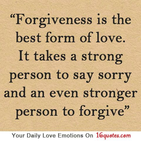 Love Forgiveness Quotes Brilliant Best 25 Forgiveness Love Quotes Ideas On Pinterest  Letting
