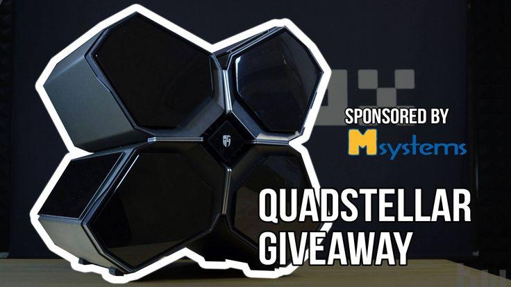 Διαγωνισμός Msystems - HwBox με δώρο το κουτί PC Deepcool Quadstellar https://getlink.saveandwin.gr/bbL