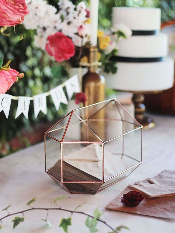 wood wedding card holders%0A A wedding card box can be more than just a place for guests to put their