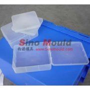 Various of plastic box mould, the transparent PP box mould for food or other storage usage. Recently, we have made a series of PP transparent box mould for Turkey, annually, we offer various box mould for Italian Mazzei plastic moulding company more than 60 sets of plastic box moulds. http://www.sinomould.com/Box-Mould.htm