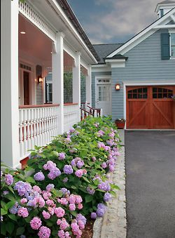 Simple Landscaping Front Yard Curb Appeal Porches