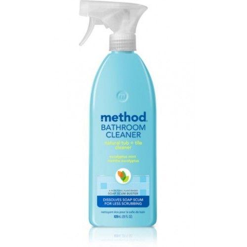 METHOD spray czyszczący ŁAZIENKA 828ml