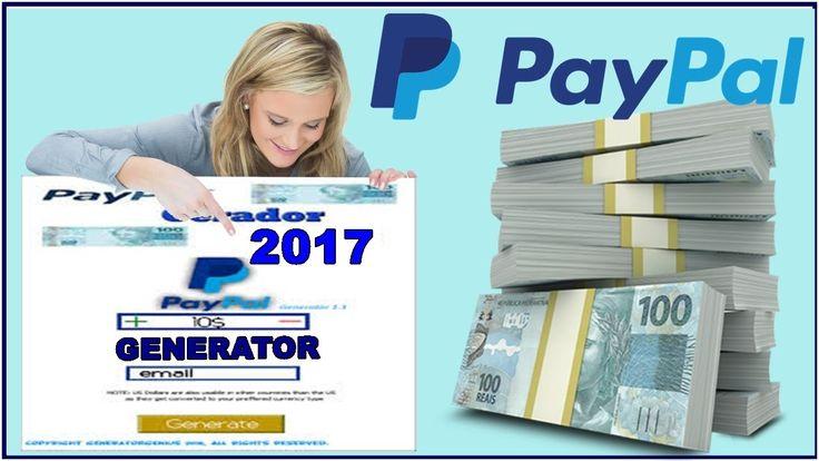 🔴 Como PayPal Gerador Me Ganhar Muito Dinheiro Rápido Com Minha Conta Pa...
