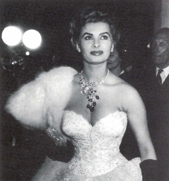 30 best Sophia Loren Inspired images on Pinterest | Beautiful ...