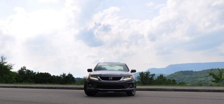 Car Revs Daily.com 2014 Accord Coupe EX L V6 Navi at Blue Ridge Parkway 175 800x371 Road Test Review   2014 Honda Accord Coupe V6 is Family Sports Coupe of the Year