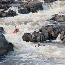 Explore Great Falls Park in Maryland and Virginia