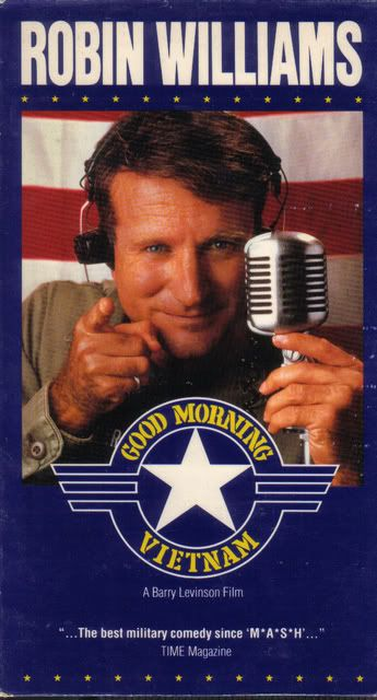 Good Morning Vietnam (1987) starring Robin Williams, Forest Whitaker & Tung Thanh Tran