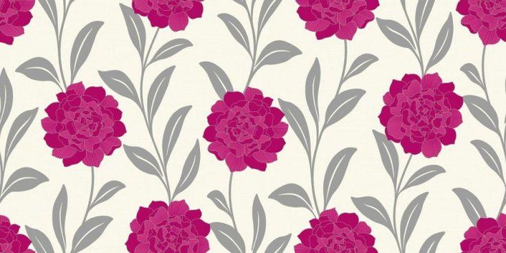 Simple flower wallpaper patterns - photo#20