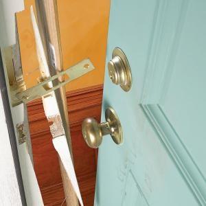 How to Reinforce Doors: Entry Door and Lock Reinforcements  Three simple upgrades to improve door security