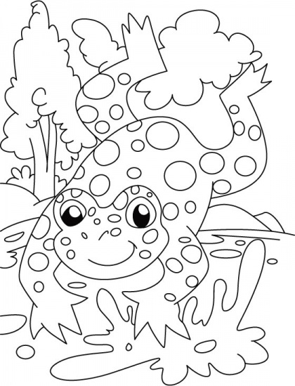 frog count the spot coloring pages download free frog count the spot coloring pages for kids. Black Bedroom Furniture Sets. Home Design Ideas